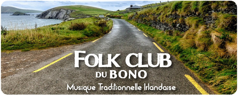 Folk Club du Bono Logo